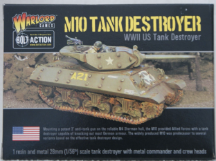 Warlord Games 28mm WGB-AI-112 M10 Tank Destroyer